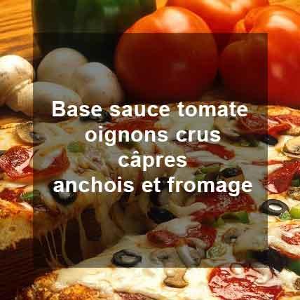 Pizza Craquante