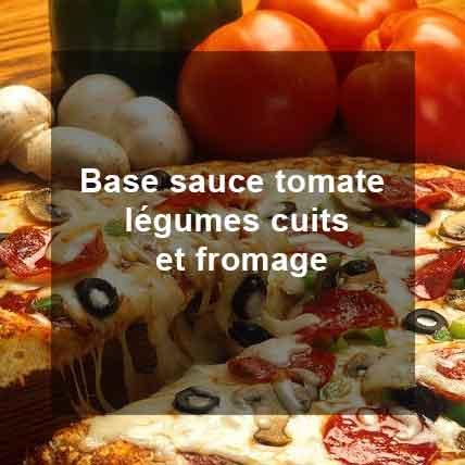 Pizza La Maraîchère