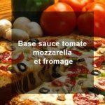Pizza-Mozzarella