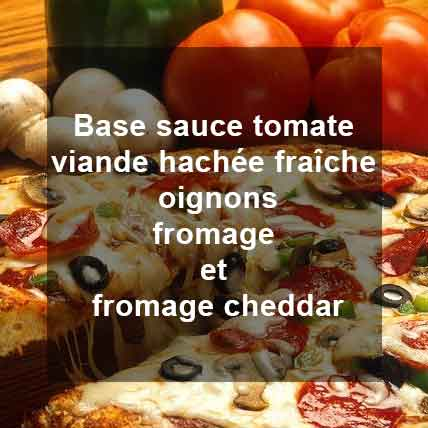 Pizza Tom Tom